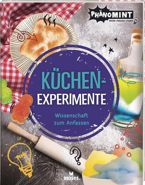 PhänoMINT Küchen-Experimente | Moses Vlg.