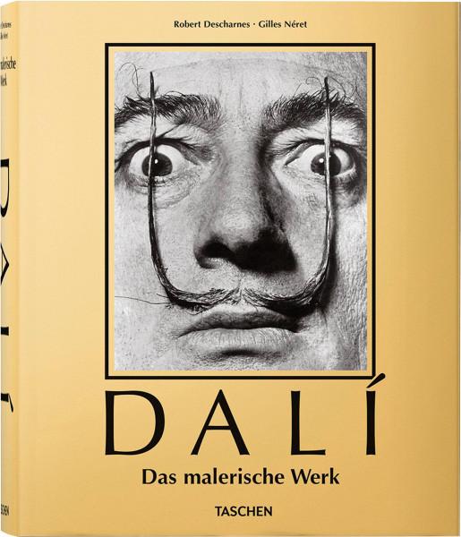 Dalí: Das malerische Werk (Robert Descharnes, Gilles Néret) | Taschen Vlg.