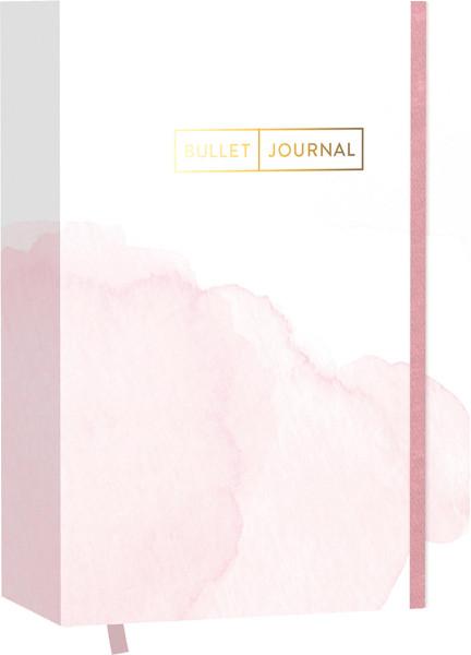 "Pocket Bullet Journal ""Watercolor Rose"""