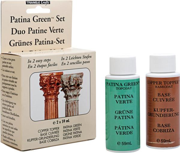 Modern Options Grüne Patina