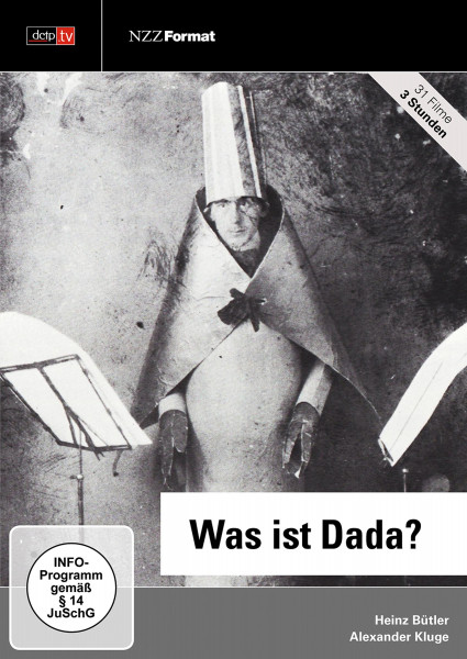 Was ist Dada? (Sonderausgabe) (Heinz Bütler, Alexander Kluge) | Absolut Medien
