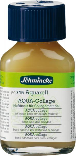 Schmincke Aqua Collage