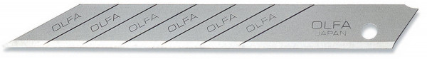 SAB-10B Streifen à 6 Klingen, 10 Stück | Olfa SAC-1 Grafik-Cutter