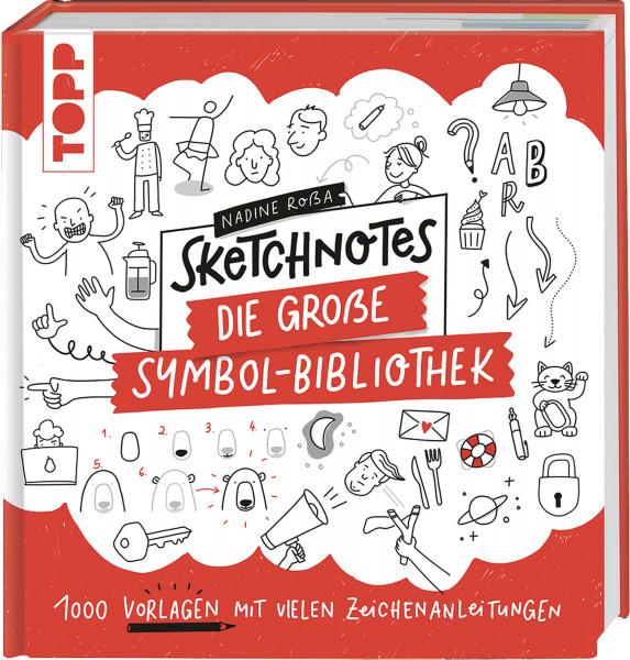 frechverlag Sketchnotes. Die große Symbol-Bibliothek