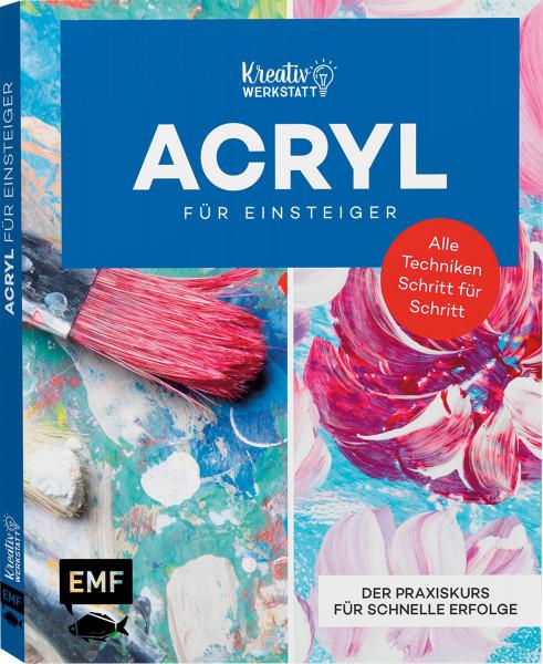 Acryl für Einsteiger – Grundlagen | EMF Vlg.