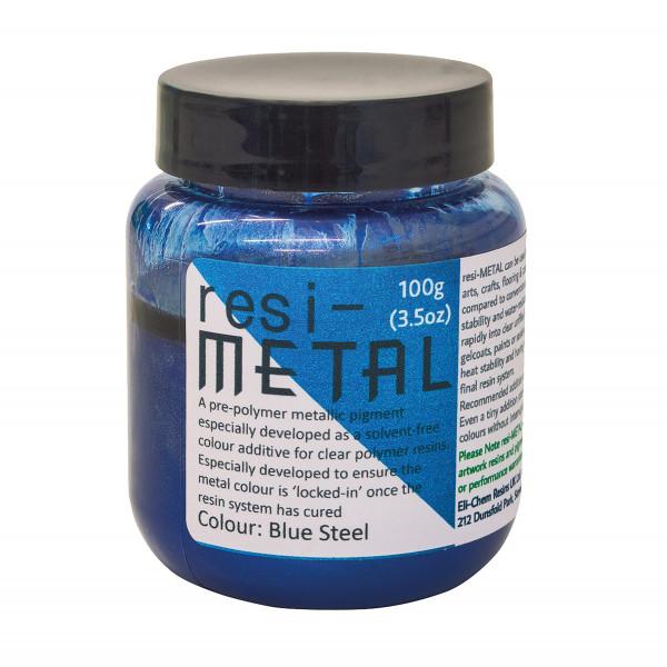 Boesnertest Resi-Metal Pigmentpaste
