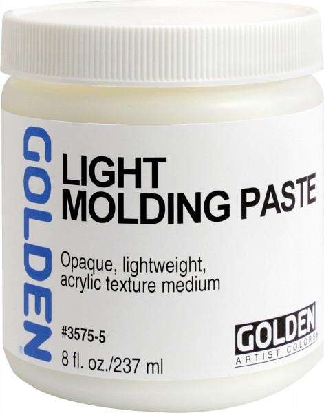 Light Molding Paste | Golden Gels & Molding Pastes