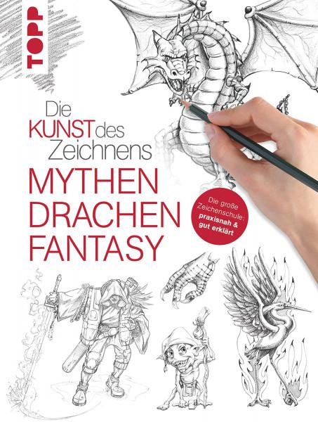 Die Kunst des Zeichnens: Mythen, Drachen, Fantasy – Zeichenschule | frechverlag
