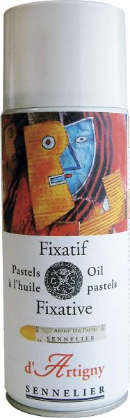 Sennelier D'Artigny Fixativ Ölpastelle
