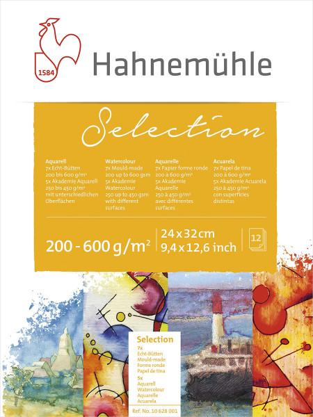 Hahnemühle Selection Aquarellblock