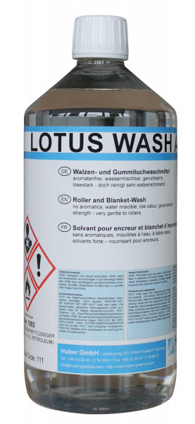 Huber Lotus Wash All