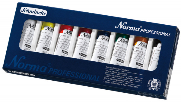 Schmincke Norma Ölfarben-Set