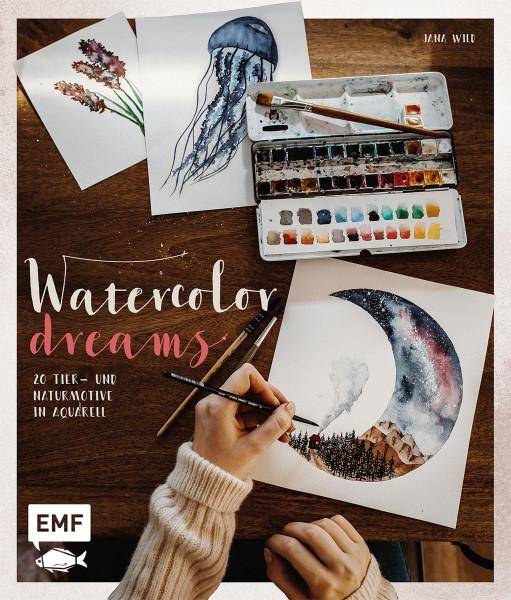 Windoffer, Jana: Watercolor Deams