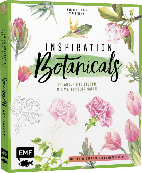 Edition Michael Fischer Inspiration Botanicals