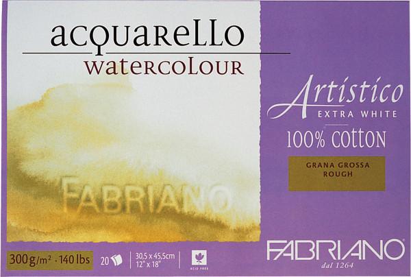 Fabriano Artistico Extra White Aquarellblock