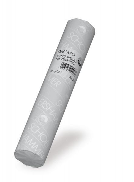 Schoellershammer Da Capo Transparentpapierrolle