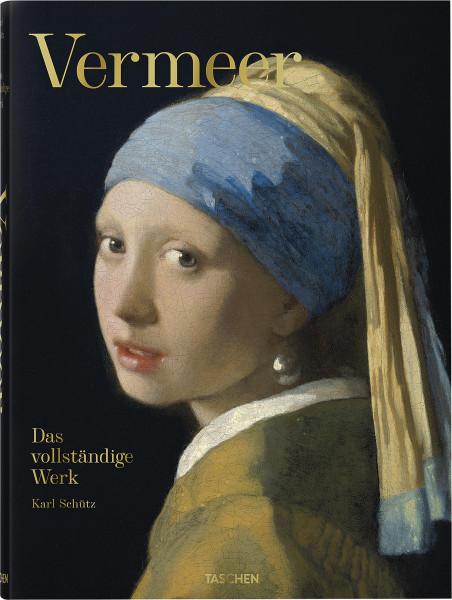 Vermeer – Das vollständige Werk (Karl Schütz) | Taschen Vlg.