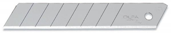 LB-10B Streifen à 8 Klingen, 10 Stück | Olfa L-1 Mehrzweckmesser