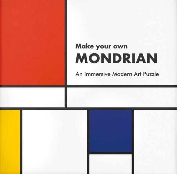Make your own Mondrian (Henry Carrol) | Laurence King Vlg.