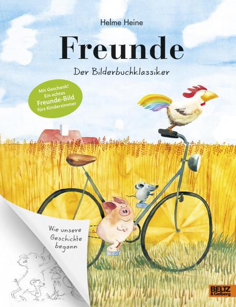 Freunde (Helme Heine) | Beltz & Gelberg Vlg.