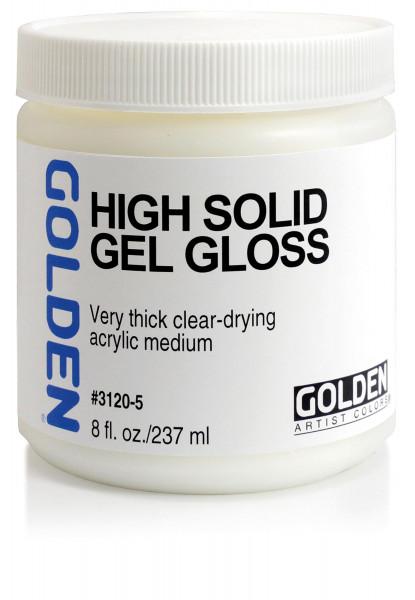 High Solid Gel | Golden Gels & Molding Pastes