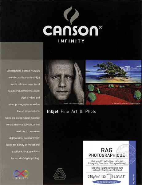 Rag Photographique, 310 g/m² | Canson Infinity
