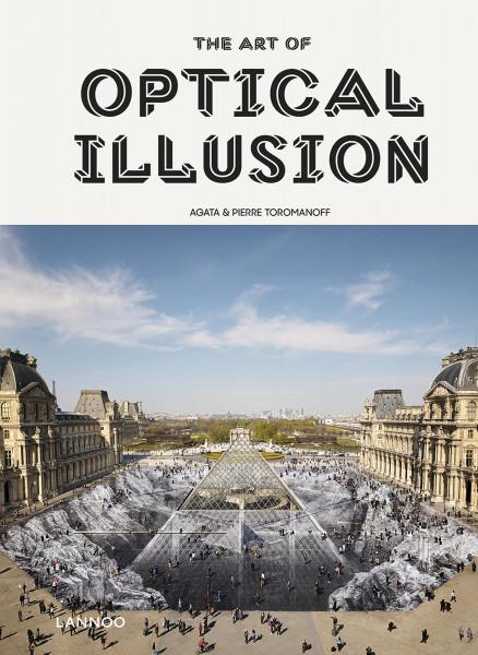 The Art of Optical Illusion (Agata & Pierre Toromanoff) | Gingko Press