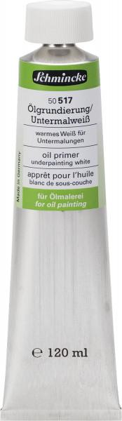 Schmincke Ölgrundierung/Untermalweiß