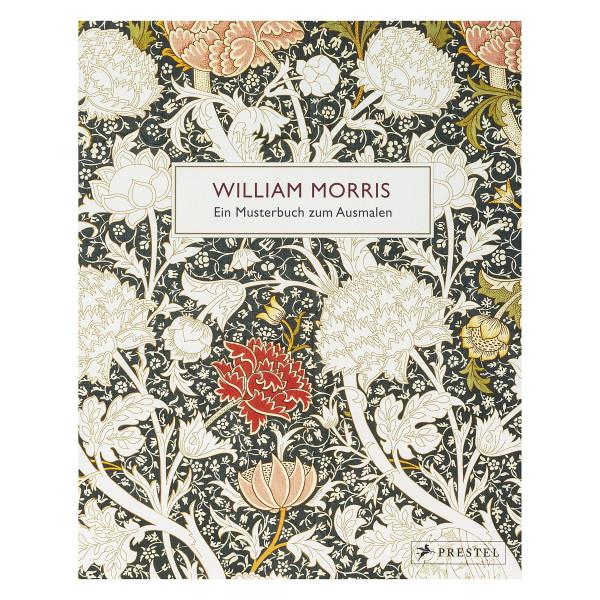 Ein Musterbuch zum Ausmalen (William Morris) | Prestel Vlg.