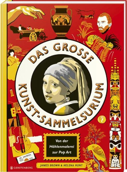 Gerstenberg Verlag Das große Kunst-Sammelsurium