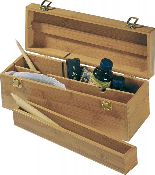 boesner Bambus-Koffer