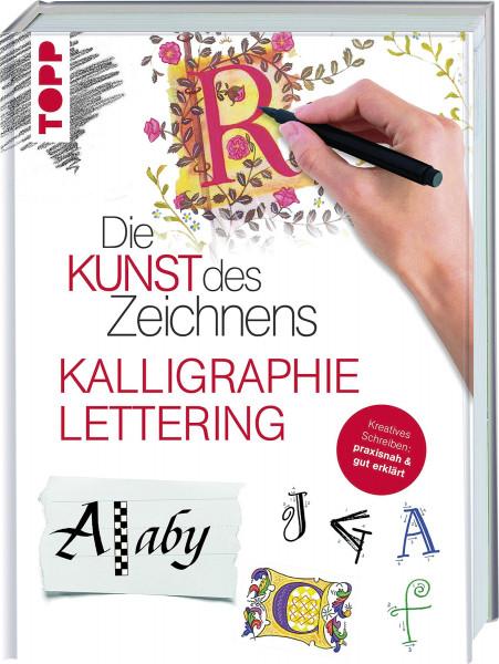 Die Kunst des Zeichnens – Kalligraphie, Lettering | frechverlag