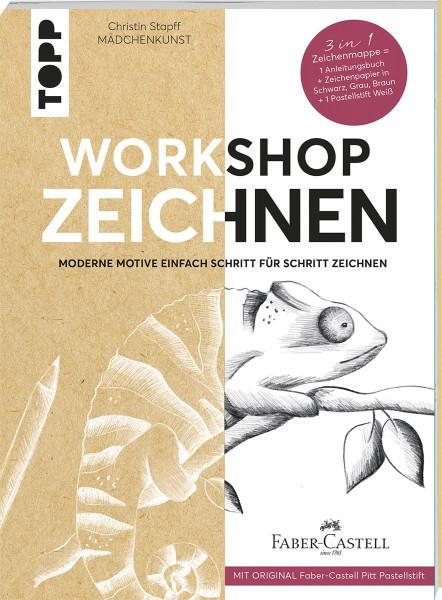 Moderne Motive Schritt für Schritt zeichnen (Christin Stapff) | Frechverlag