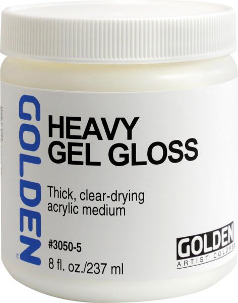 Heavy Gel | Golden Gels & Molding Pastes