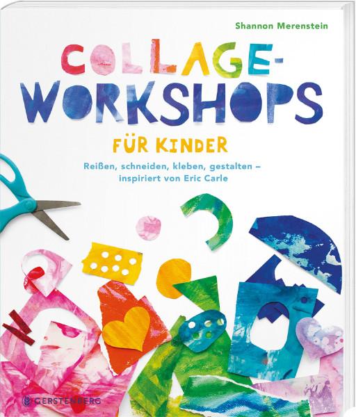 Gerstenberg Verlag Collage-Workshops für Kinder.