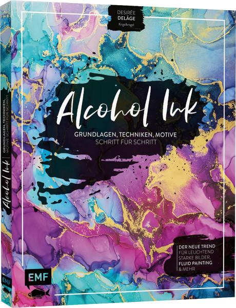 Alcohol Ink (Desirée Delâge) | EMF Vlg.