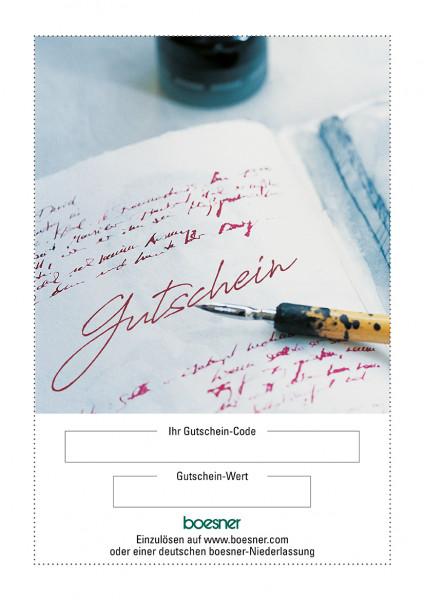 boesner Geschenkgutschein (als PDF-Download)