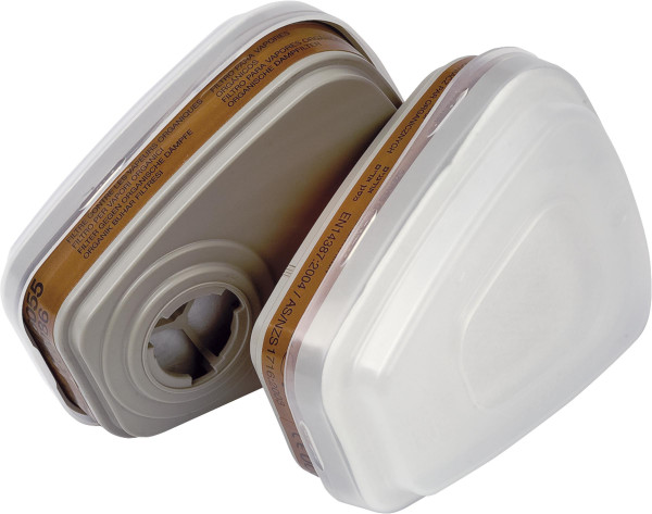 Ersatzfilterset | 3M 6002C Atemschutzmaske