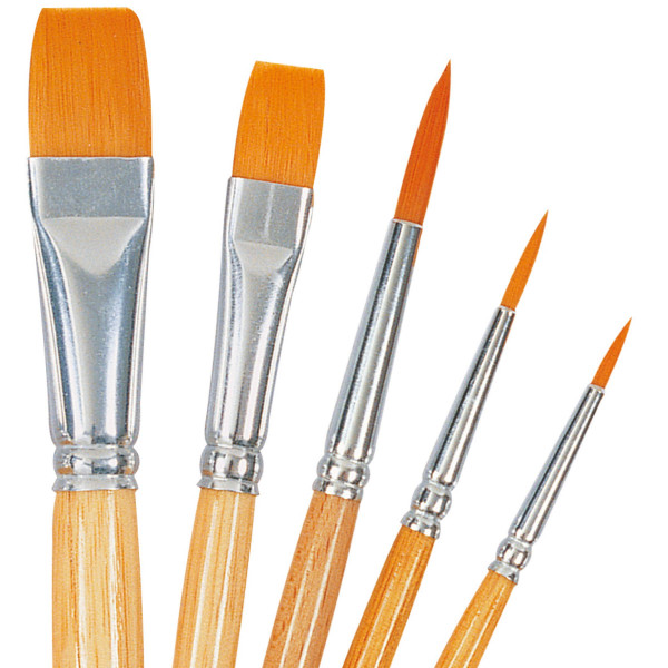 Artisti Universalpinsel-Set | 5 Pinsel