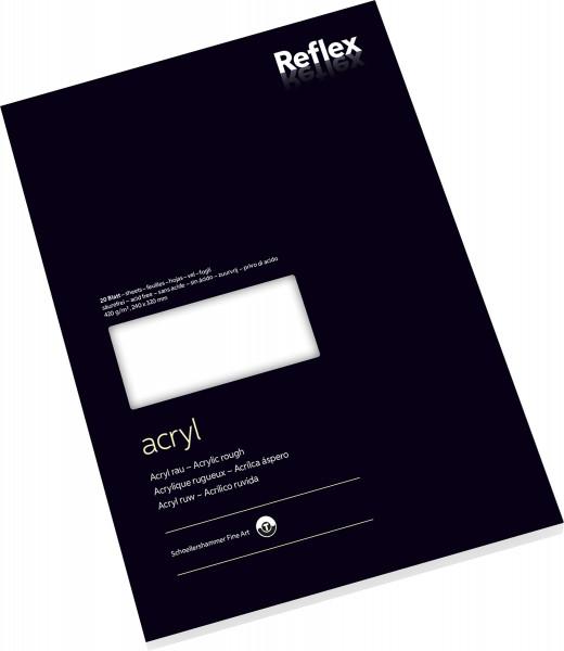 Reflex® Acrylmalblock