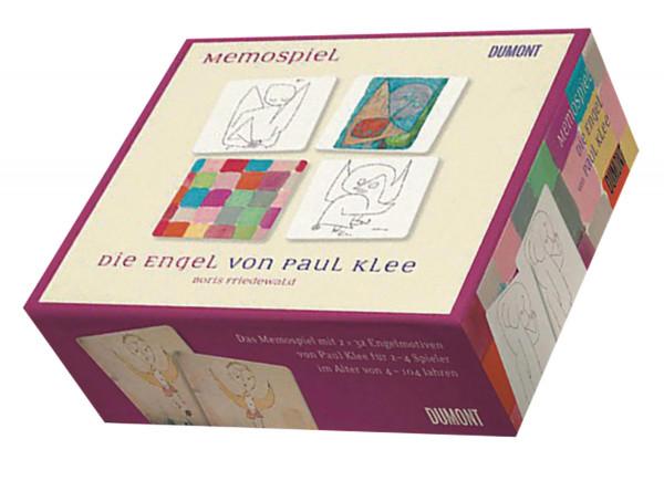 Die Engel von Paul Klee (Boris Friedewald) | Dumont Buchvlg.