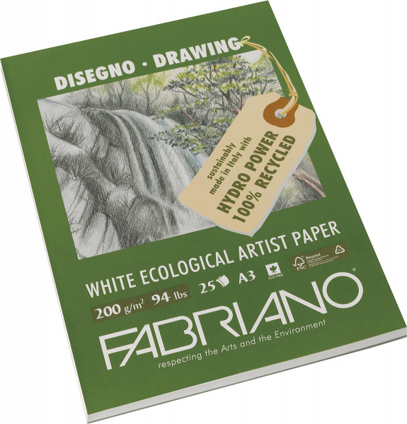 Fabriano Skizzen-/Zeichenblock