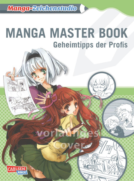 Manga-Zeichenstudio: Manga Master Book | Carlsen Vlg.