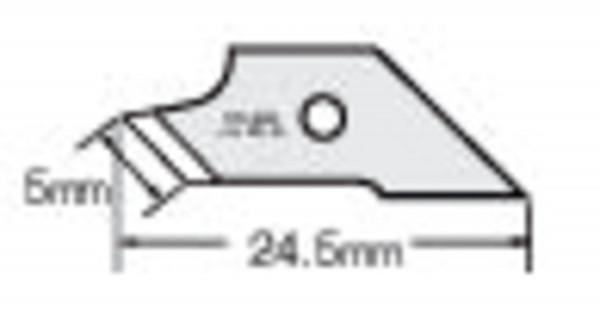 COB-1 Klinge, 15 Stück | Olfa CMP-1 Compass-Kreiscutter