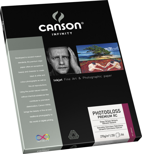 PhotoGloss Premium RC | Canson Infinity