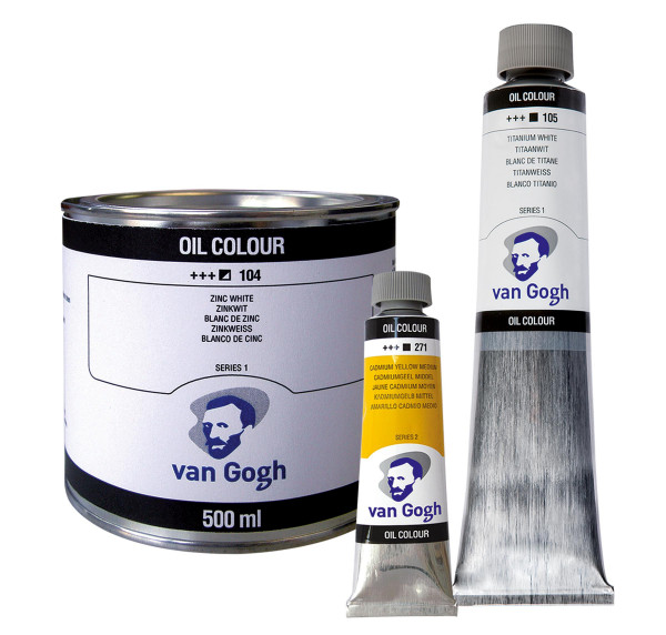 Talens Van Gogh Ölfarbe