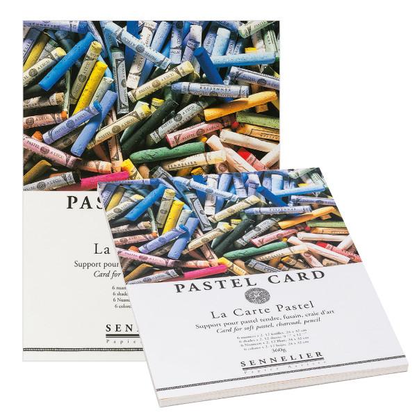 Sennelier Pastel Card Pastellblock
