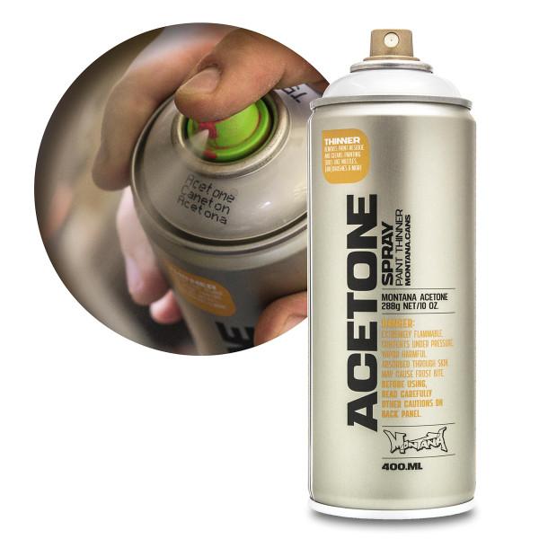 Montana Acetone/Cap Cleaner
