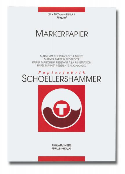 Schoellershammer Markerpapier-Block