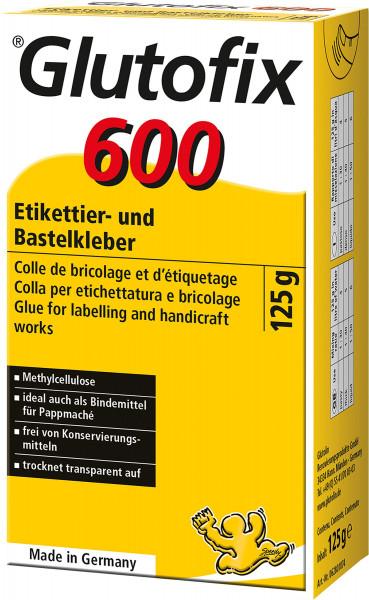 Boesnertest Glutofix 600 Etikettier-/Bastelkleber